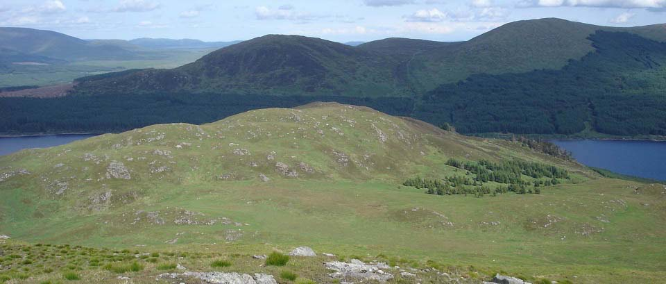 Wee Hill of Craigmulloch image