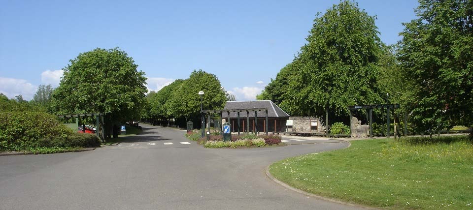 Eglinton Country Park Parking image