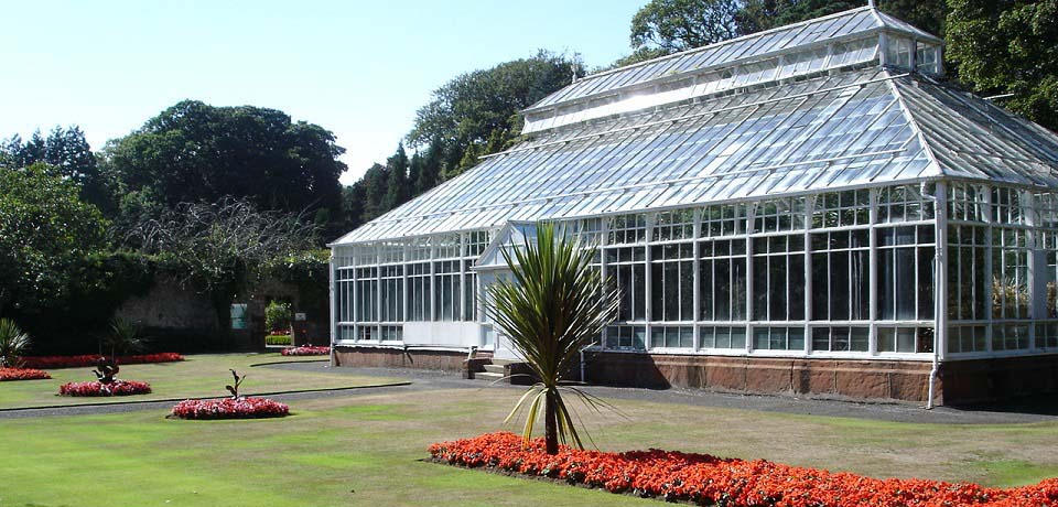 Belleisle Glass House image