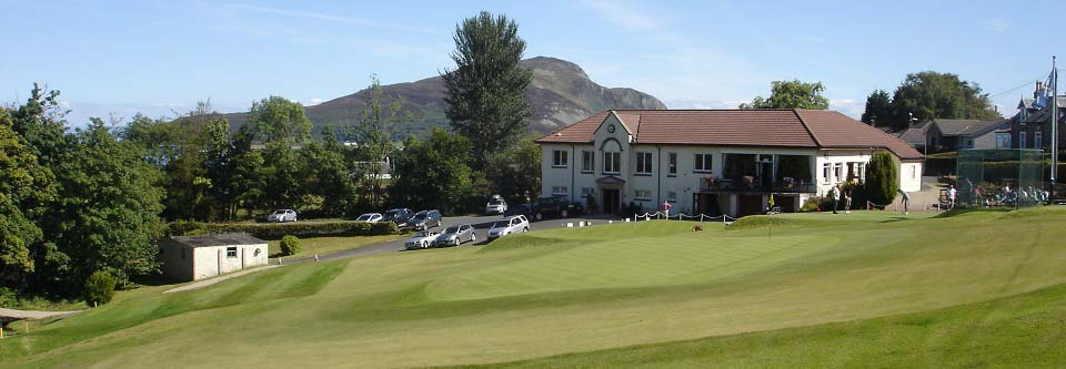 Lamlash Golf Club image