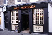 Wee Windaes Bar Diner Ayr