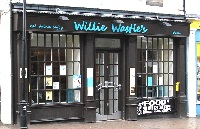 Willie Wastle's Bar Diner Ayr