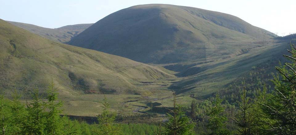 Haggis Hill from Nick of the Balloch image