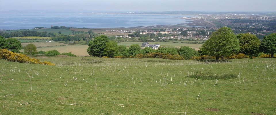 Newark Hill view to Ayr image