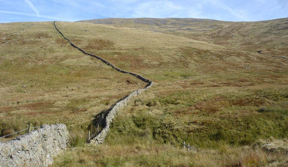 Cairnsmore of Carsphairn hiking bridge image