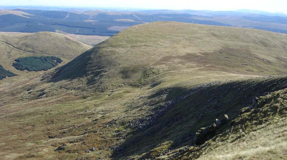 Beninner from Cairnsmore of Carsphairn image