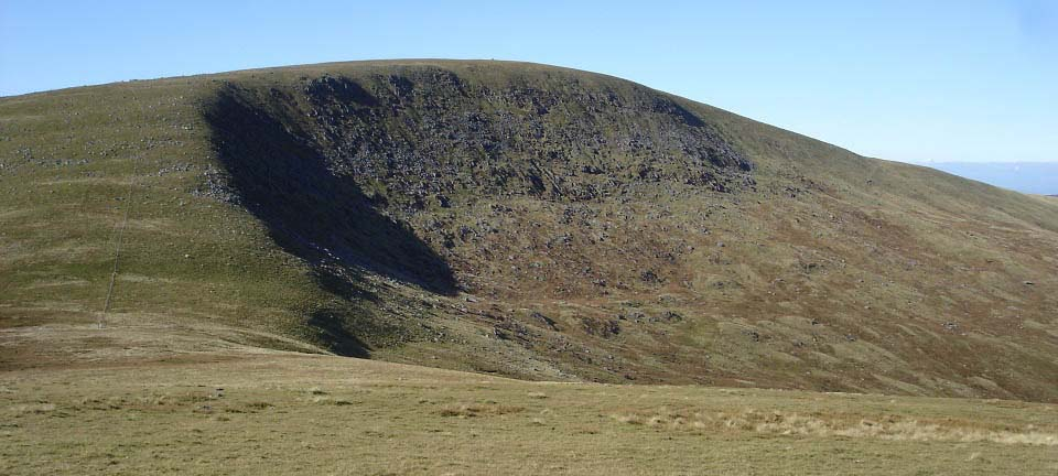 Cairnsmore of Carsphairn steep northeast side image