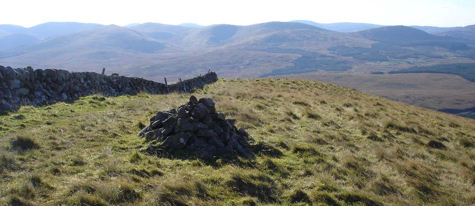 Dunool Hill Cairn image