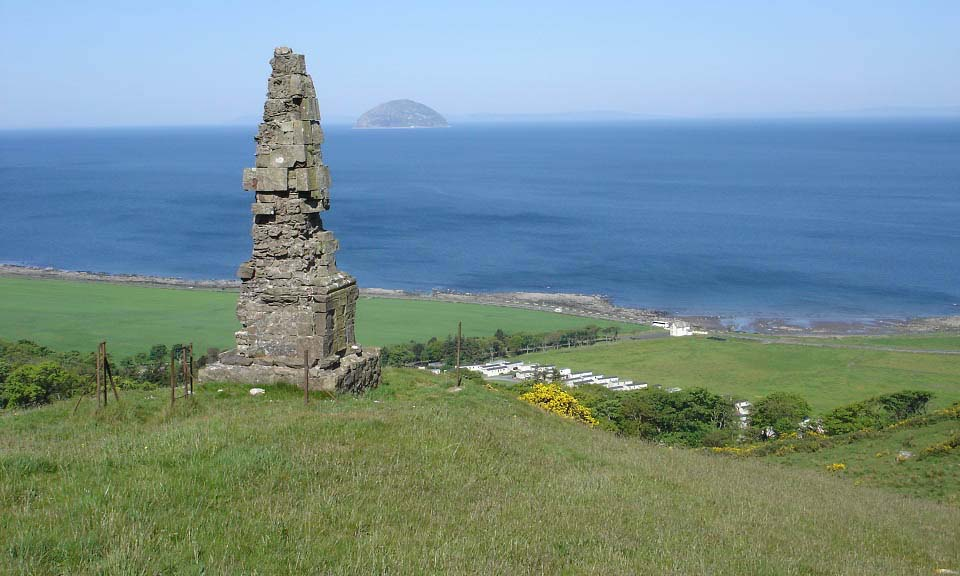 Byne Hill Monument image