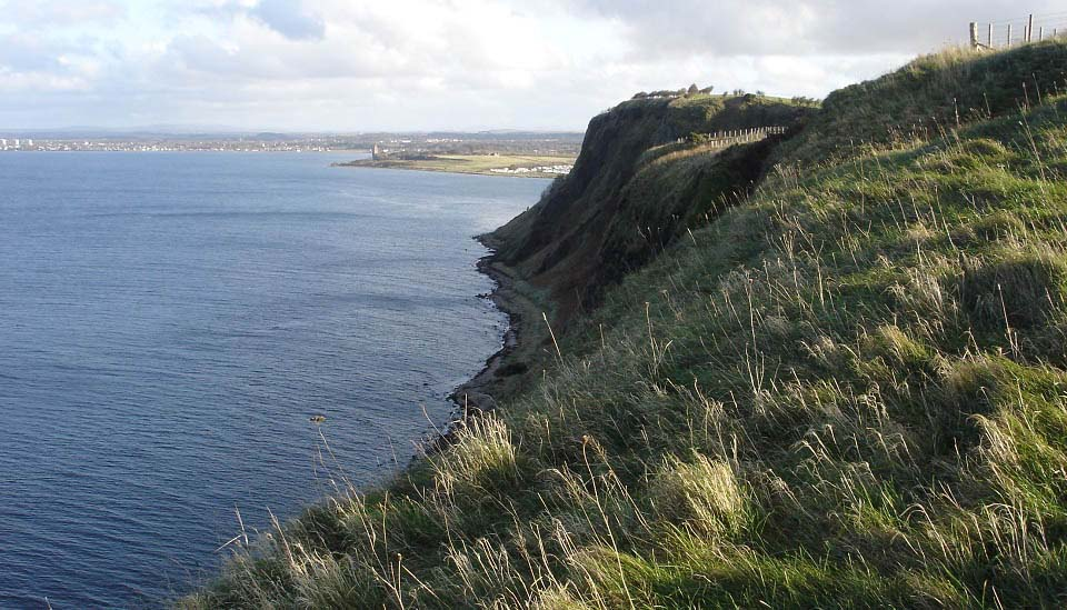Heads of Ayr Looking North image