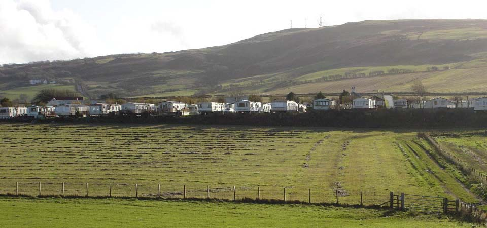 Heads of Ayr Holiday Park and Carrick Hills image