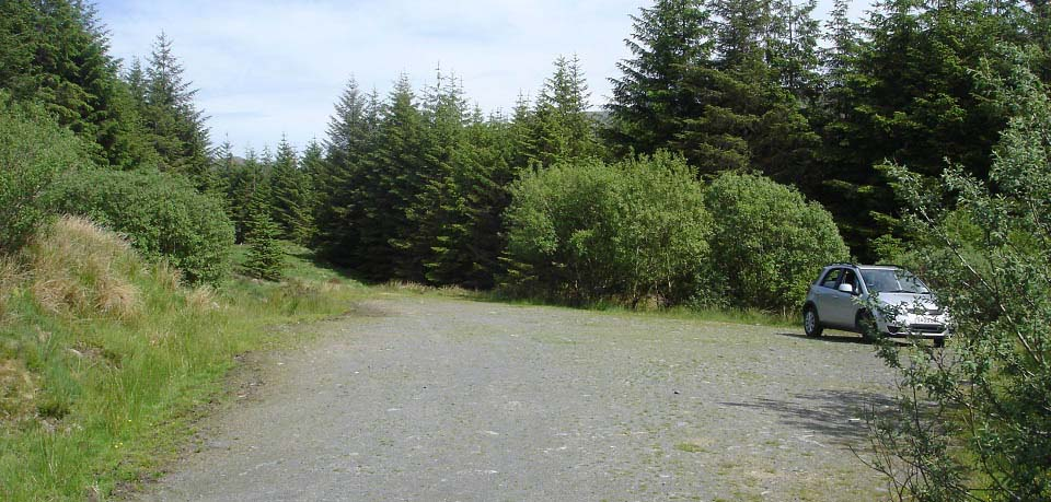 Kirriereoch Forest Car Park image